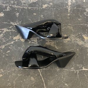 Lemaire Crossover Strap Mules